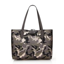 Bobbi reversible shopper camouflage