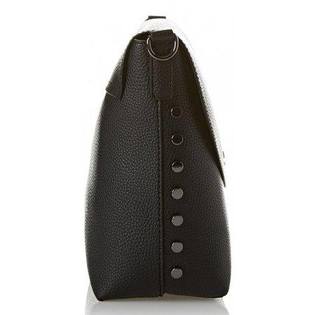 Guess Bobbi reversible schoudertas zwart HWBS6422210