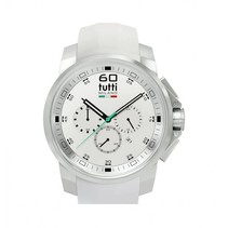 Masso Chronograaf Horloge wit