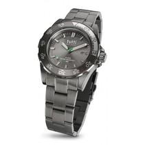 Corallo Steel Horloge