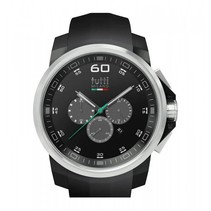 Masso XL Chronograaf Horloge zwart
