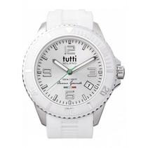 Oceano Grande XL Horloge  wit