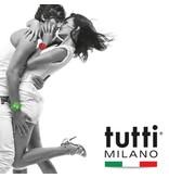 Tutti Milano Oceano Grande XL Horloge  blauw TMOG001 BL