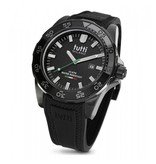 Tutti Milano Corallo XL Horloge zwart TM901 NOP