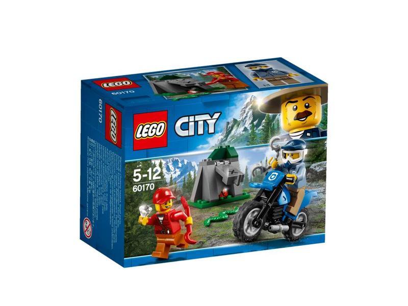LEGO Off -road poursuite - 60170