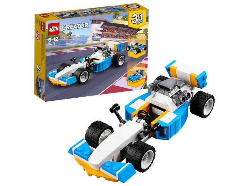 LEGO Moteurs extrêmes - 31072