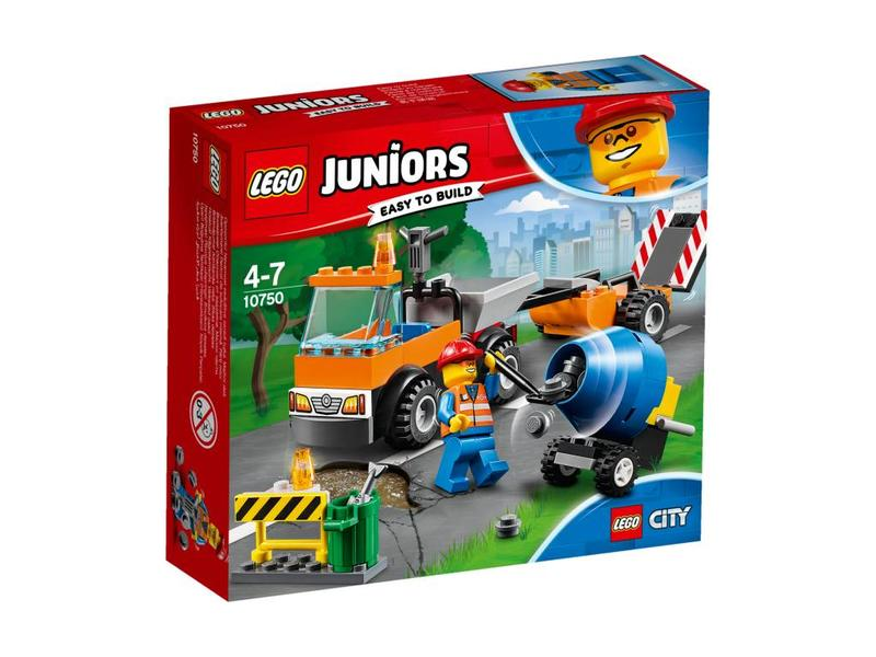 LEGO Réparation camion - 10750