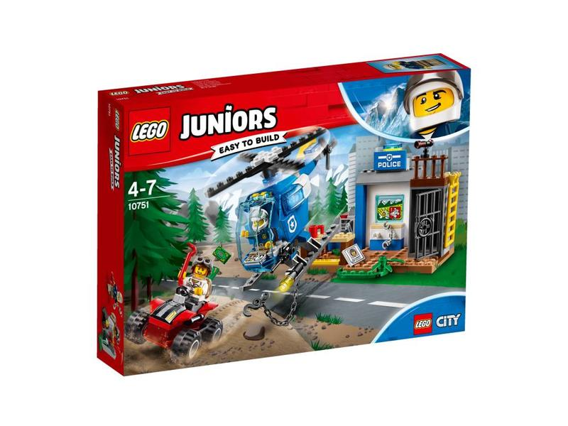LEGO La poursuite policière dans les montagnes - 10751