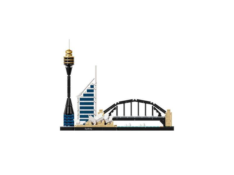 LEGO Architecture Sydney - 21032