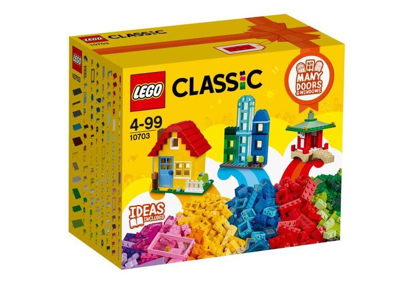 LEGO Boîte de construction créative -10703