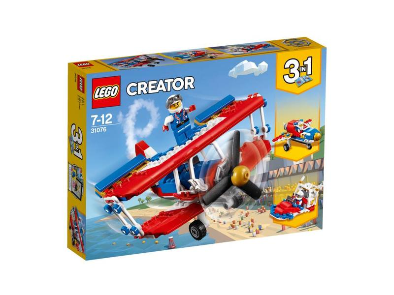 LEGO Cascadeur - 31076