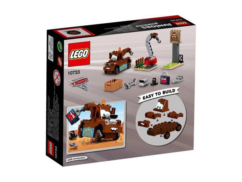 LEGO DUPLO Site de démolition de Takels - 10733