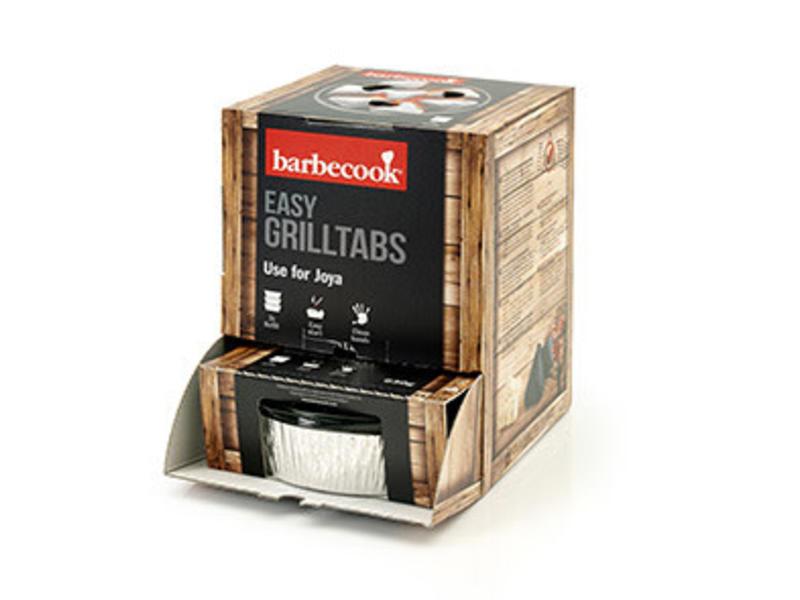 18 BARBECOOK GRILLTABS 3-PACK