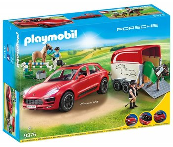 Playmobil Porche macan GTS 9376