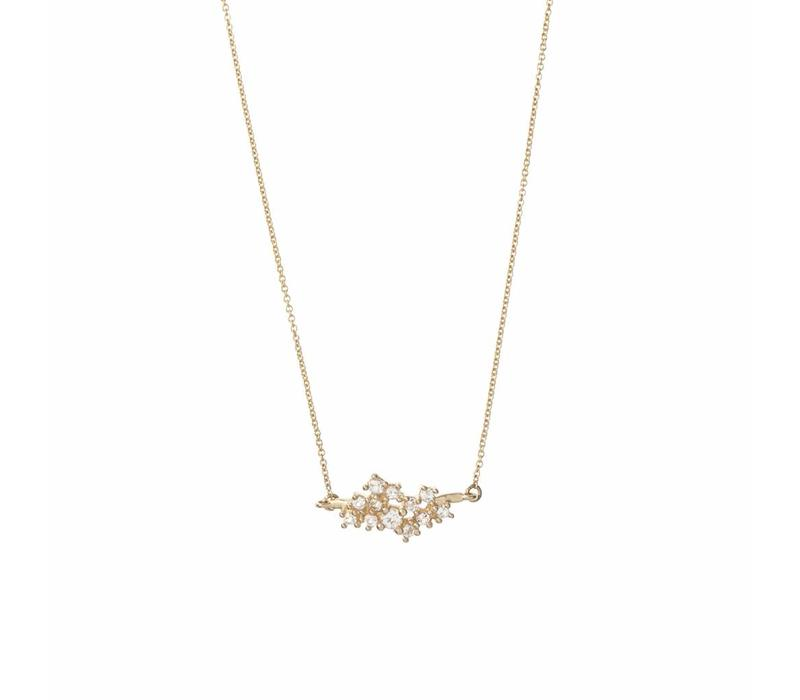 Radiance Necklace Gold