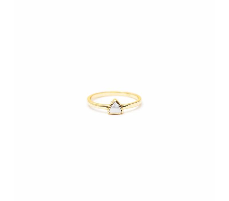 Reset Ring Gold