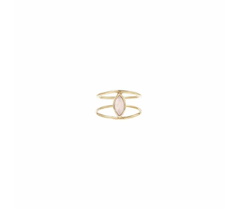 Blush Ring Gold