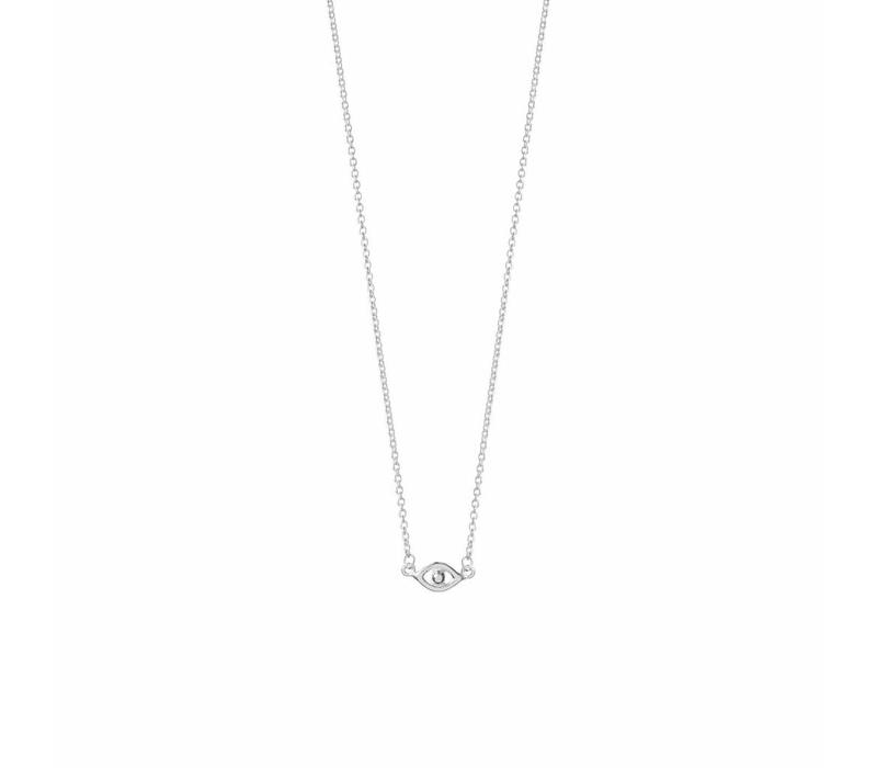 Capturize Necklace Silver