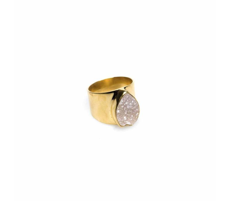 Adore Ring Goud