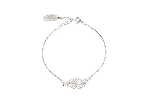 Wander armband Zilver