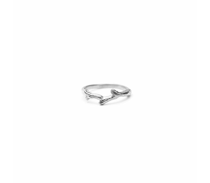 Breathe Ring Silver
