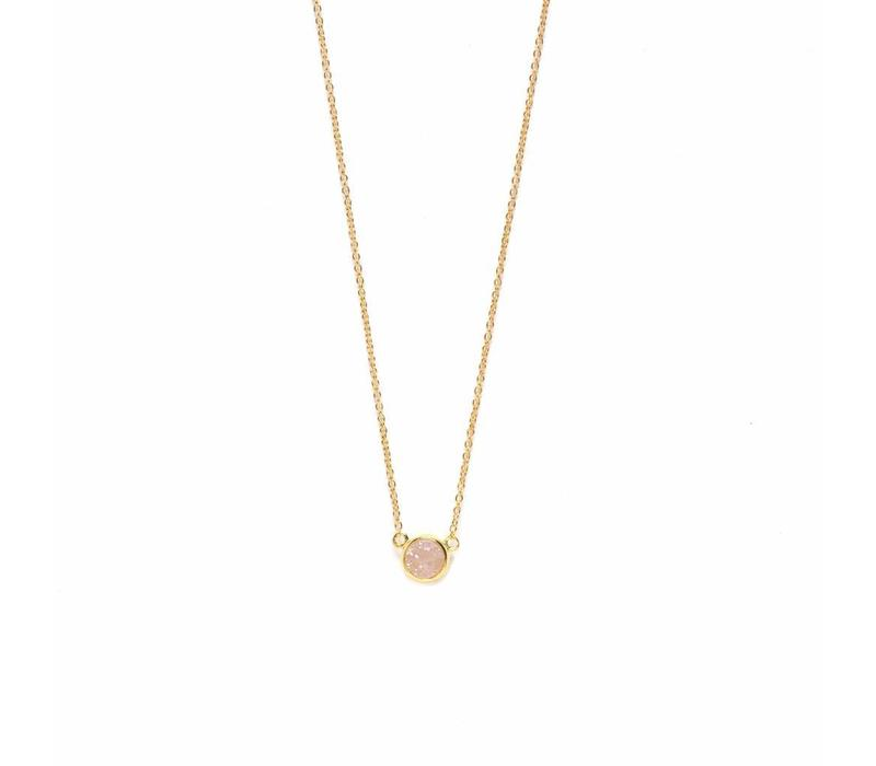 Serenity Necklace Gold