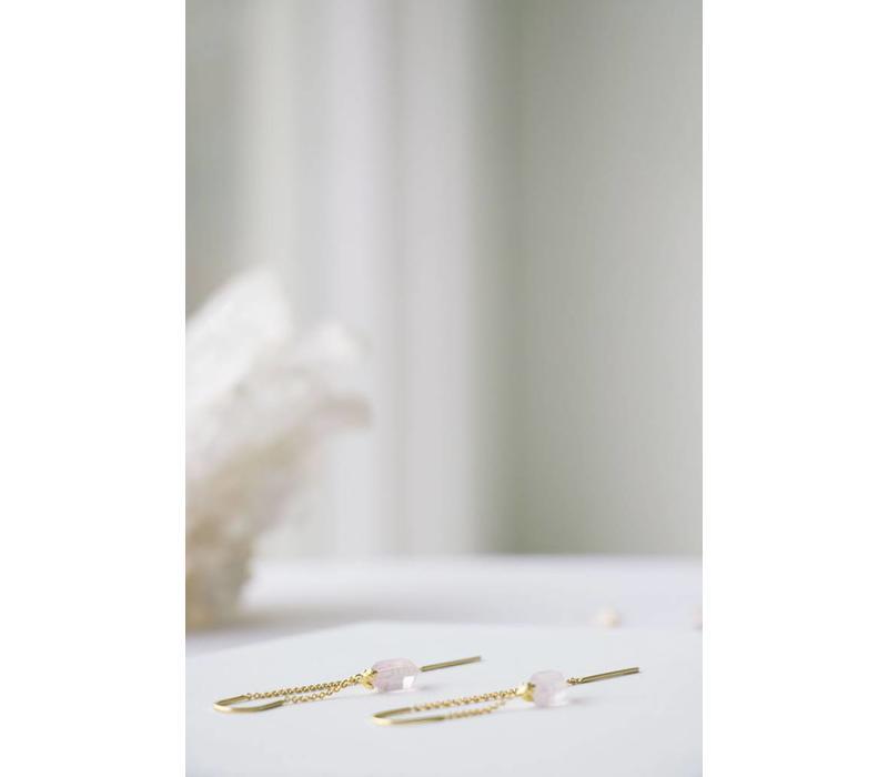 Blush Hangers Silver