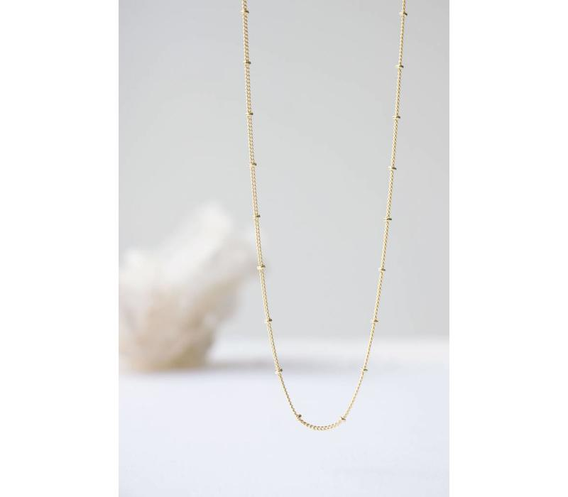 Balance Necklace Gold