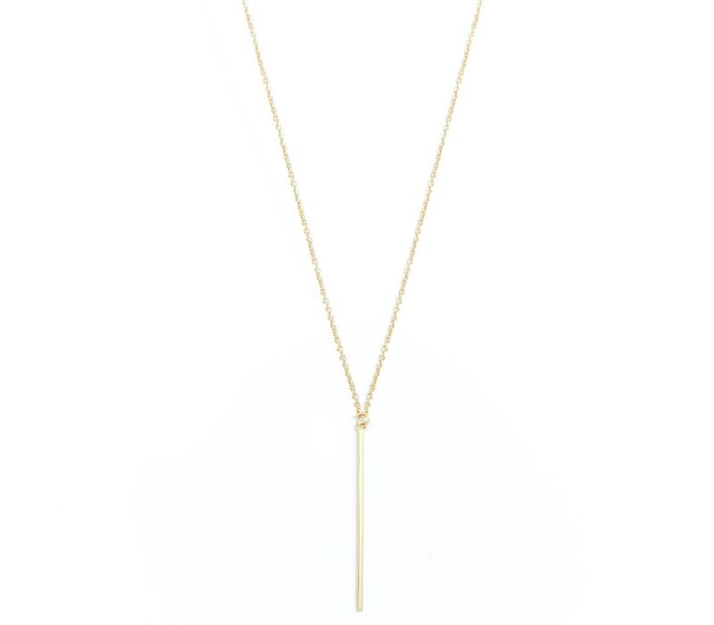 Desire Necklace Gold