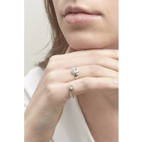 Mere Ring Zilver