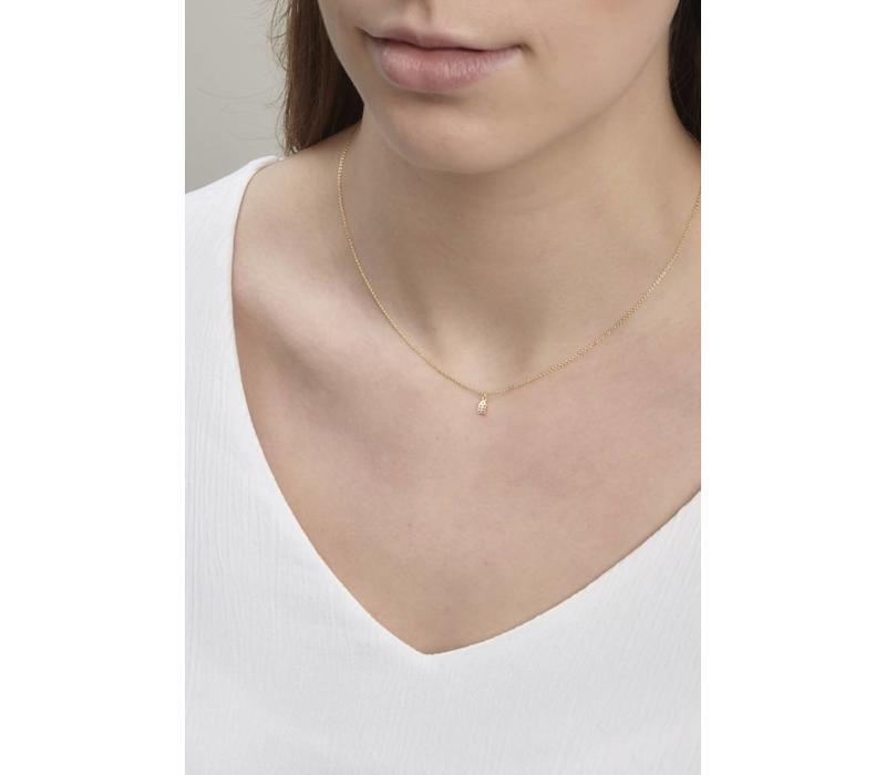 The Jordaan Necklace Silver