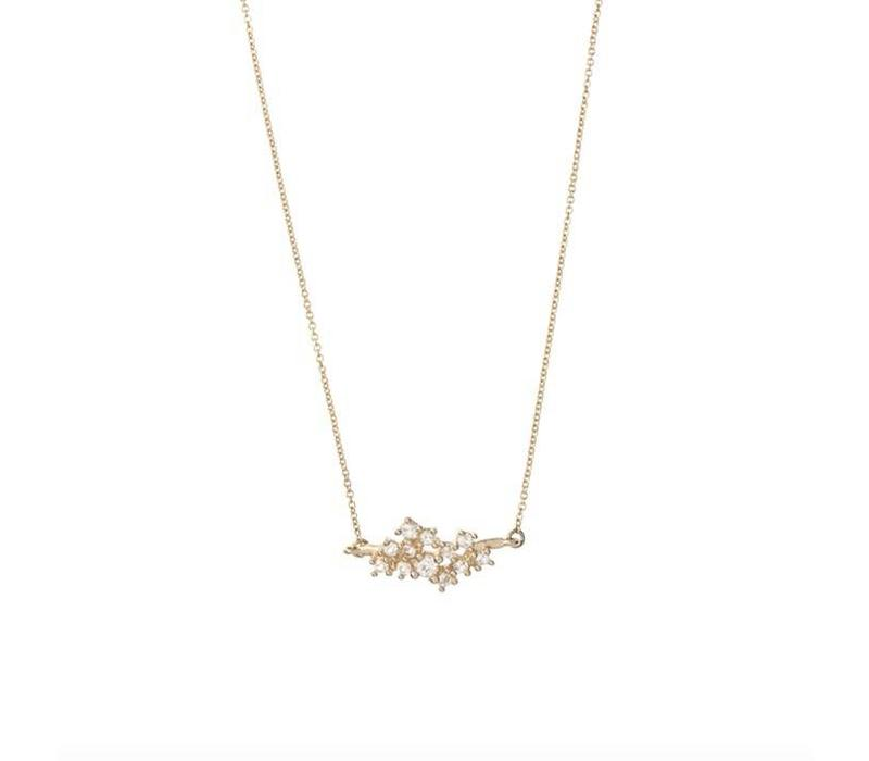 Radiance Necklace 18krt Gold