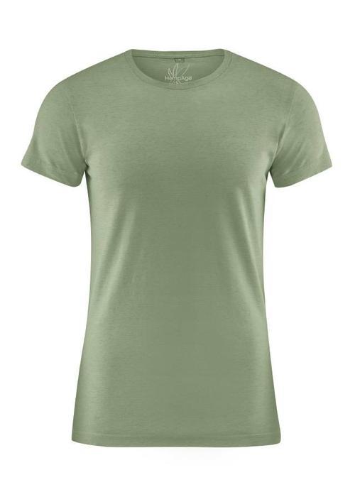 HempAge HempAge Slimfit T-Shirt - Cactus