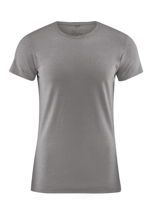 HempAge HempAge Slimfit T-Shirt - Taupe