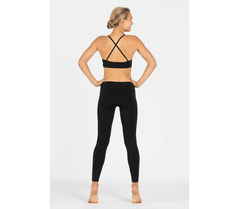 Dharma Bums Bliss Sports Bra - Black