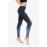 Dharma Bums Yoga Legging - Night Sparkle