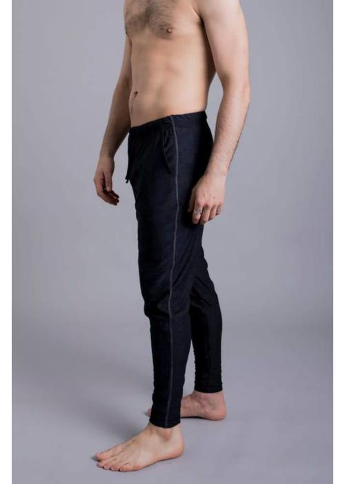 Ohmme Ohmme Dharma Yoga Pants - Black