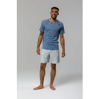 Onzie Raglan Short Sleeve Tee - Poseidon