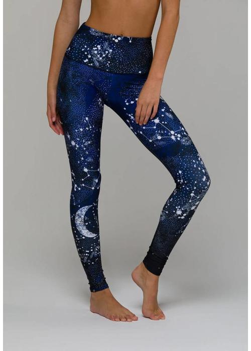 Onzie Onzie High Rise Graphic Legging - Constellation