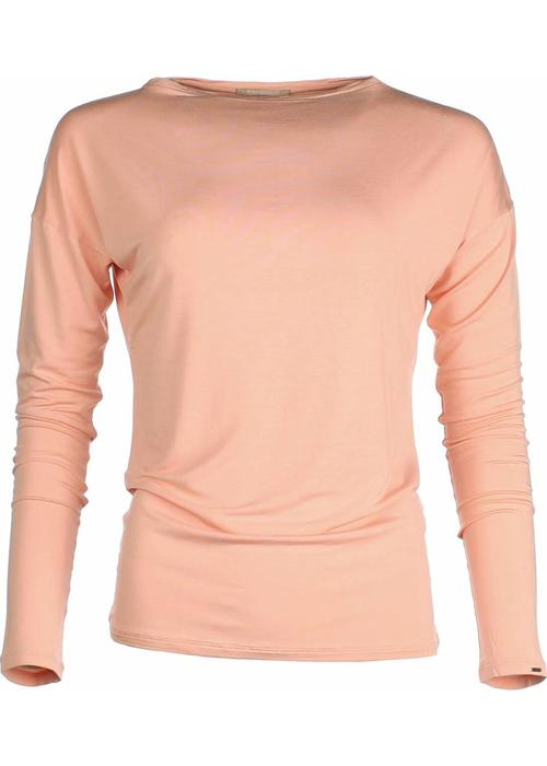 Royal Bamboo Royal Bamboo The Vintage Long Sleeve - Apricot