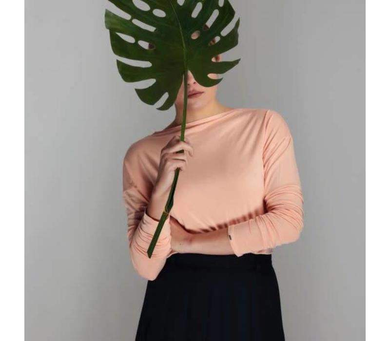 Royal Bamboo The Vintage Long Sleeve - Apricot