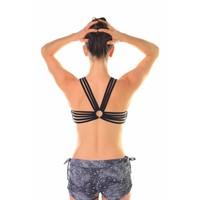 Shakti Activewear Spider Top - Black