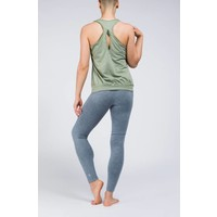 Tame The Bull Slimfit Legging - Grisaille Melee
