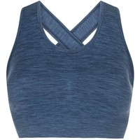 Tame The Bull Want To Wear Bra - Insignia Blue