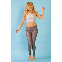 Teeki Yoga Legging - Dust & Gold