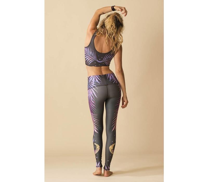 Teeki Yoga Legging - Phoenix Rising