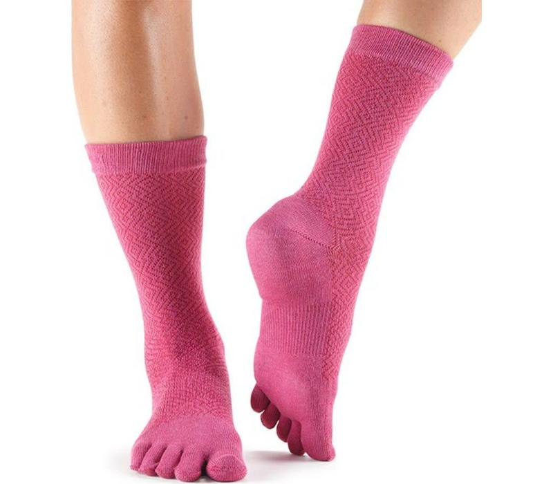 Toesox Casual Crew - Ruby