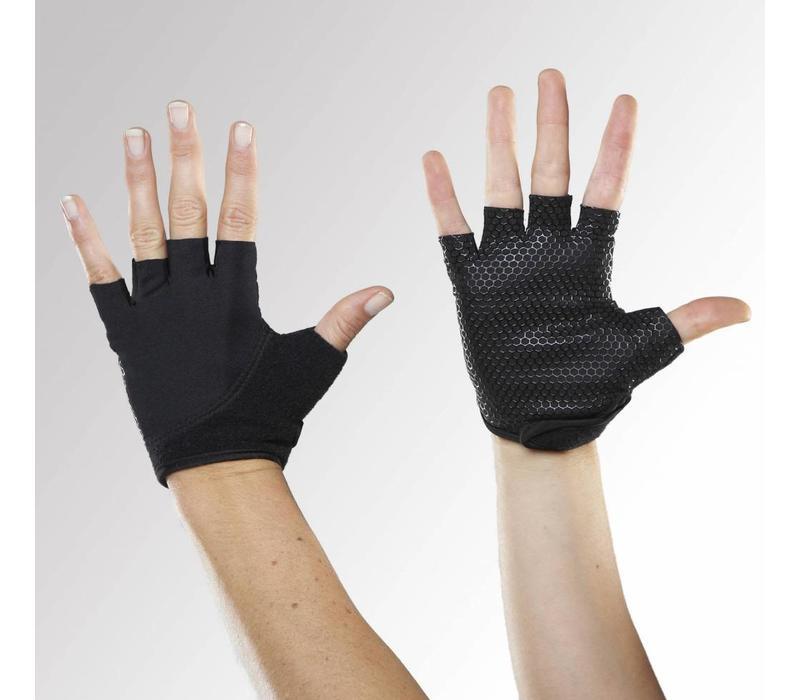 Toesox Antislip Handschoenen - Zwart