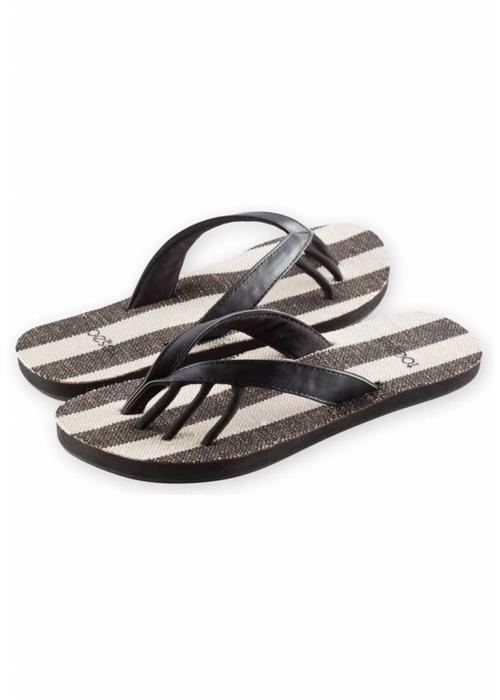 Toesox Toesox Five Toe Sandals Maya - Cabana
