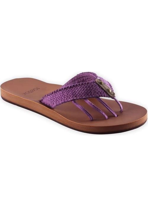 Toesox Toesox Five Toe Sandals Vida - Acai